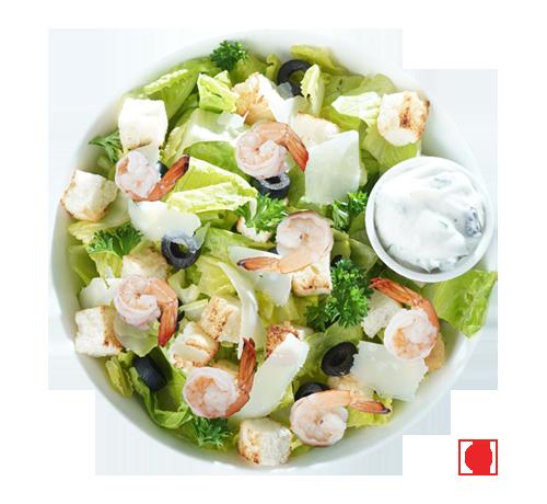 Caesar Salad - Non-Veg